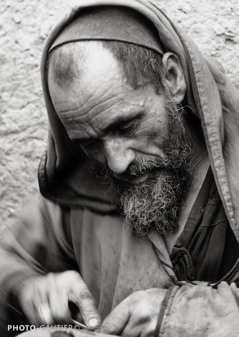portrait communauté juive artisan manuel