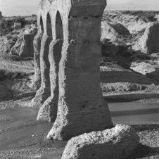 photo des ruines de l'aqueduc de Taroudant